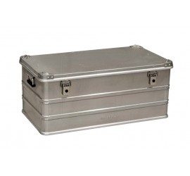 AluBox Pro Aluminium storage box 81 Litre