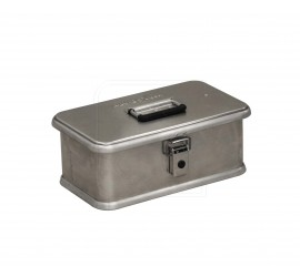 AluBox Pro Aluminium storage box 10 Litre