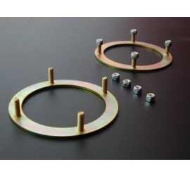 Heavy duty  retaining rings for shock tower, Defender