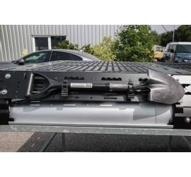 CargoBear fitting panel for CargoBear roof rack Land Rover Defender