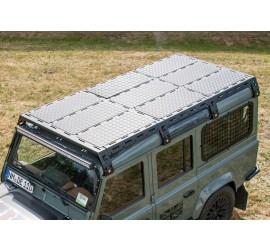 CargoBear HD modular roof rack for Defender 110 - long 2775mm