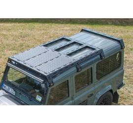 CargoBear HD modular roof rack for Defender 90/110 - medium 1890mm