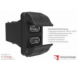 Carling V-charger, Dual USB 3.15A