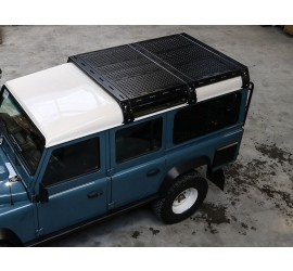 NEW CargoBear 2.0 HiGrip plates modular roof rack for Defender 90/110 - medium 1890mm