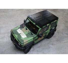 CargoBear 2.0 modular roof rack for Suzuki Jimny 2