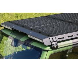 CargoBear 2.0 Draught-stop / light bracket for Suzuki Jimny 2, GJ