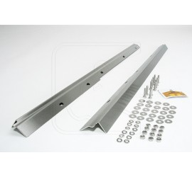 Stainless Steel Door Sills for Defender 90