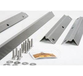 Stainless Steel Door Sills for Defender 110 / 130