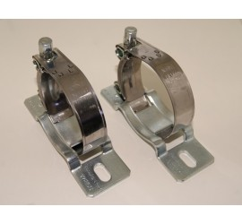 2 x Bracket for gear pump 150l/h
