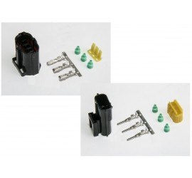 Econoseal Connector 3-way Male and Female