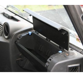 Add-on glove box kit for Defender TD4