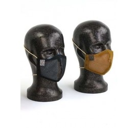 Nakatanenga durable face mask incl reusable filter washable at 90°C