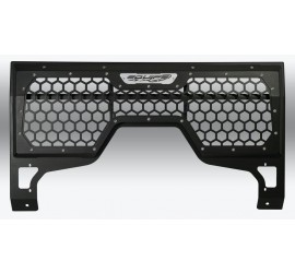 High frame honeycomb front grille for Land Rover Defender