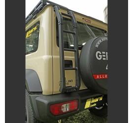 horntools rear ladder aluminium for Suzuki Jimny GJ