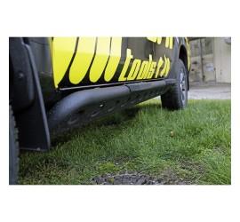 horntools Rock Sliders LAPIS for Mitsubishi L200 Dual Cab