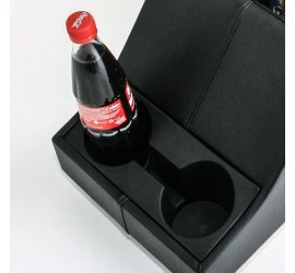 Cup holder for Cubby box