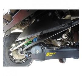 horntools Front axle protection for Suzuki Jimny FJ