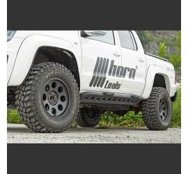 horntools Rock Sliders LAPIS for Volkswagen® Amarok