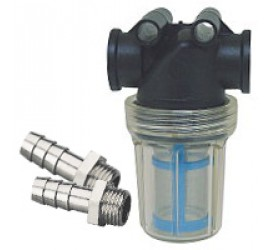 "Inline Pre-Filter 1/2"" for Vegetable Oil"