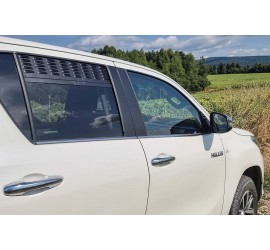Nakatanenga Rear Door Air Vents for Toyota Hilux from 2016