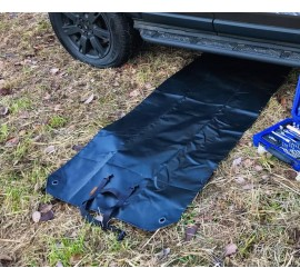 Mechanic Tarp UNIVERSAL, high quality 195 x 75 cm Nakatanenga