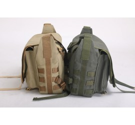 "Tactical Messenger Bag ""Modern & Classic"", Nakatanenga"