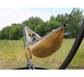 140 Hammock with hooks and ropes Nakatanenga, 210T Parachute Nylon