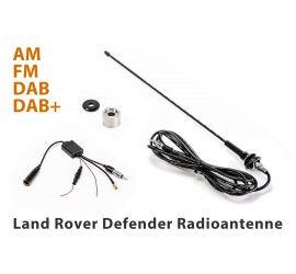 Land Rover Defender antenna AM/FM/DAB/DAB+