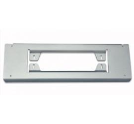 Number plate holder for basic and M17 front bumper for Land Rover Defender