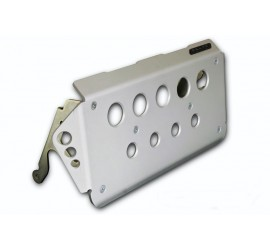 Equipe 4x4 steering protection plate M19 with reinforced center