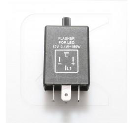 Quadripolar flasher LED blinker / indicator RELAY for Land Rover Defender