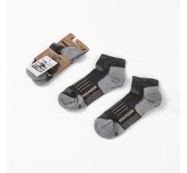 Nakatanenga Merino Summer socks low cut