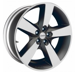 "Monostar IV, 9 x 20"", 5 Spoke design, single piece, anthracite, high gloss, Discovery Sport"