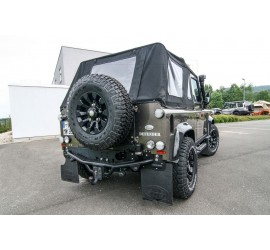 Rear Bumper / Rear Step for Defender 90