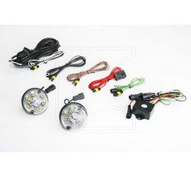 LED daytime running light with parking/position light for Land Rover Defender