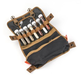 Tool Roll Spice 2, including 7 spice tubes , Nakatanenga