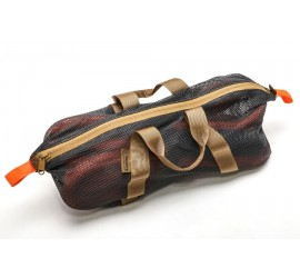 Nakatanenga mesh carry bag for recovery ropes and more