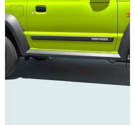 Car door protector set TREKFINDER for SUZUKI Jimny 2 GJ from 10`18