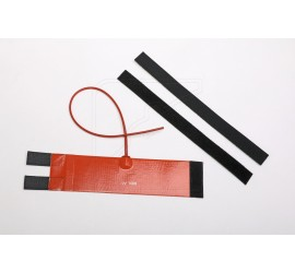 Universal 100W silicone heat cuff / heat wrap for fuel filters 73-95mm with existing control
