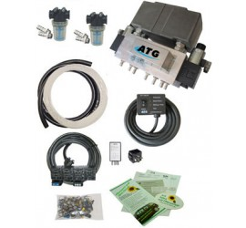 To 1000 kw / 1340 HP, Diesel to Vegetable Oil Conversion, SVO / WVO - kit,12v / 24v, ATG
