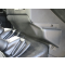 Air deflector for the heating of the Land Rover Defender TD4