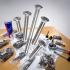 Stainless Steel Screw Kit Defender 110 HT