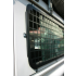 Aluminium side window guard