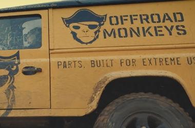 Offroad Monkeys